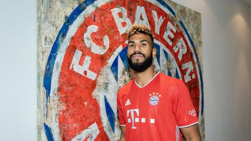 Bayern has signed Choupo-Monting on a free transfer