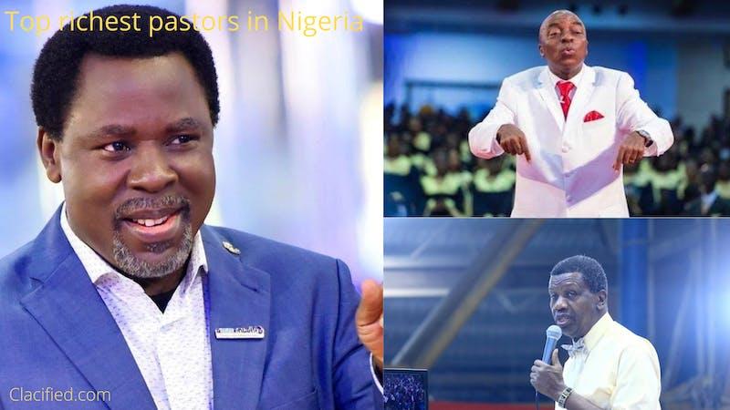 List of top richest pastors in Nigeria