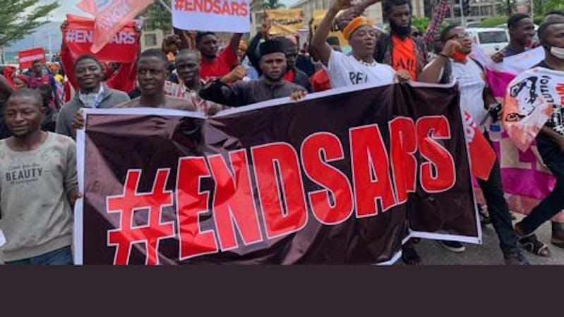 Twitter founder Jack Dorsey endorses EndSARS protest