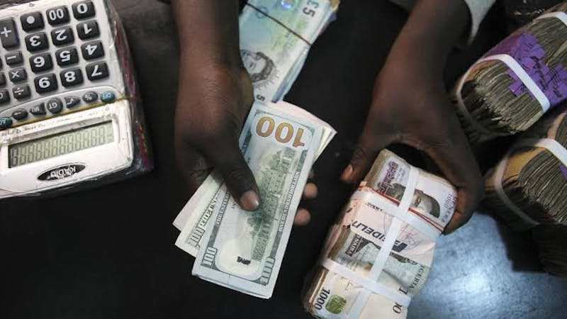 Business: 5,180 Bureau De Change operators recieve $10,000 each from the Central Bank of Nigeriaas forex sales resumes