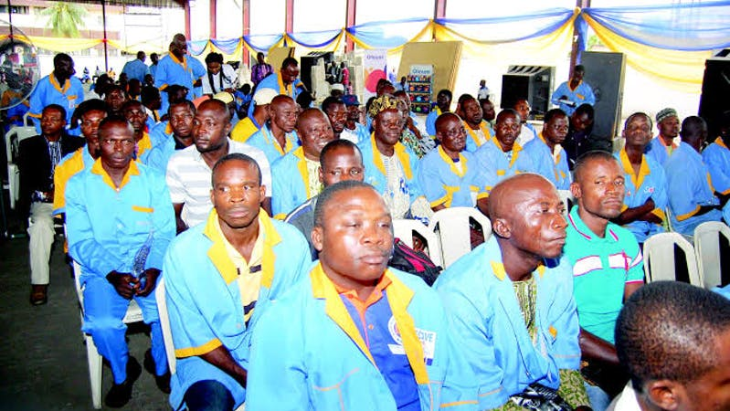 Lagos trains 2,000 artisans as part of efforts to upgrade their skills