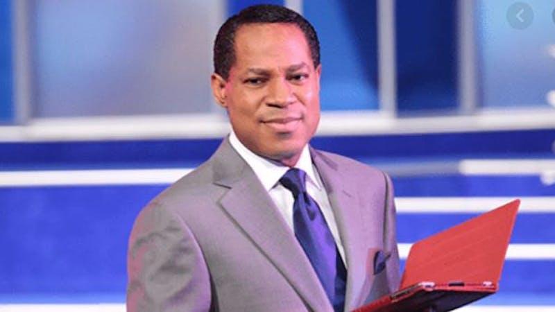 Pastor Chris Oyakilome the General Overseer of Christ Embassy