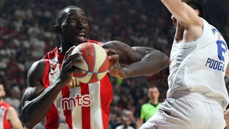 Nigerian basketball player, Micheal Ojo dies at 27 during a training session in Serbia
