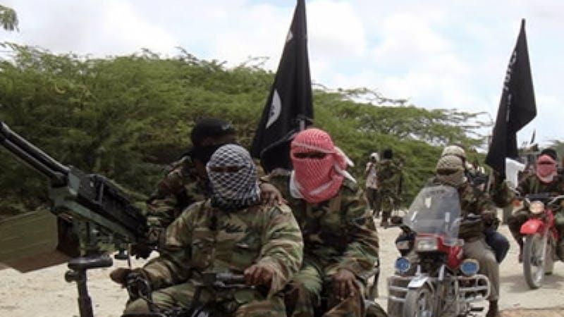 The insurgent group Bokoharam