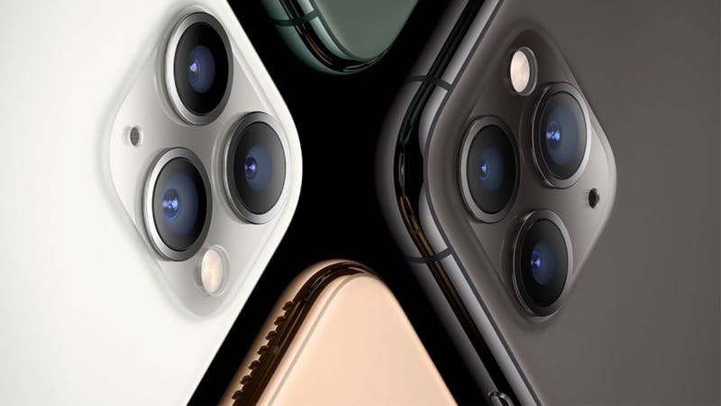 Apple iPhone 11 pro max.