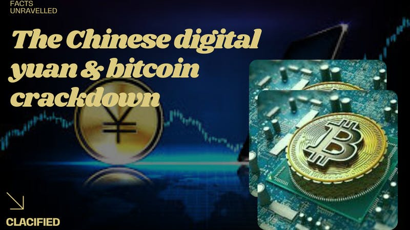 The Chinese digital yuan, the force behind bitcoin mining crackdown