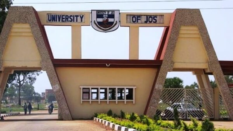 The list of courses that is offered by the University of Jos, UNIJOS