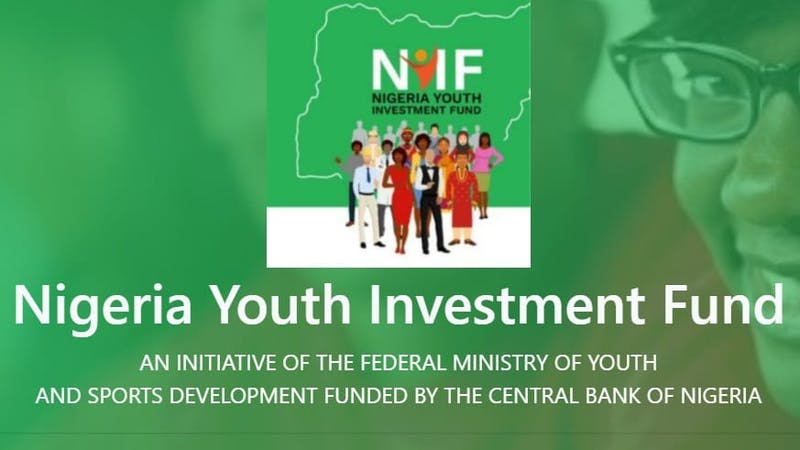 Nigeria Youth Investment Fund, NYIF: FG disburses N166m to 239 beneficiaries