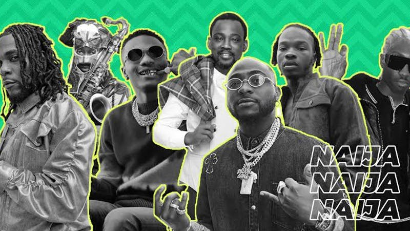 The Nigerian music industry: Top latest Nigerian music in 2020