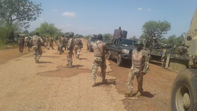 Military kill scores in Lake Chad, Sambisa forest