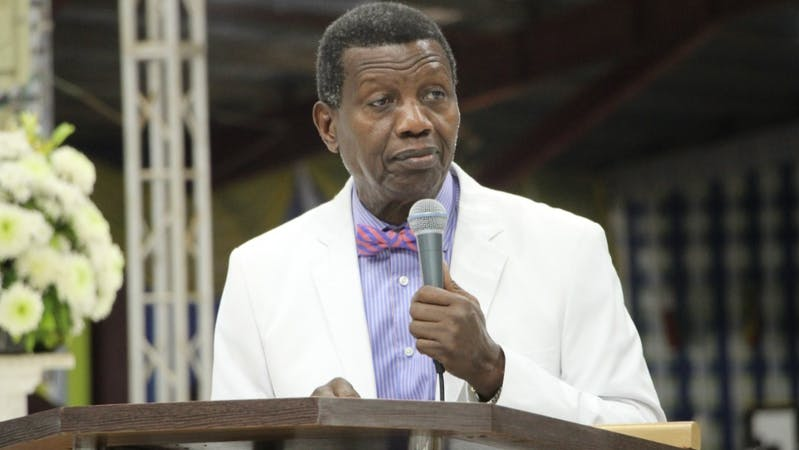 General Overseer RCCG, Pastor Enoch A.  shares story from 1956  when he was poor
