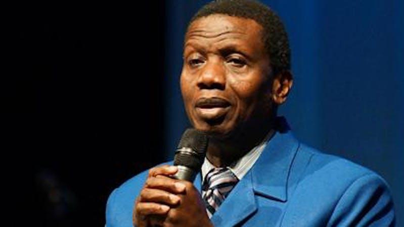 General Overseer, Redeemed Christian Church of God (RCCG), Pastor E.A. Adebayo