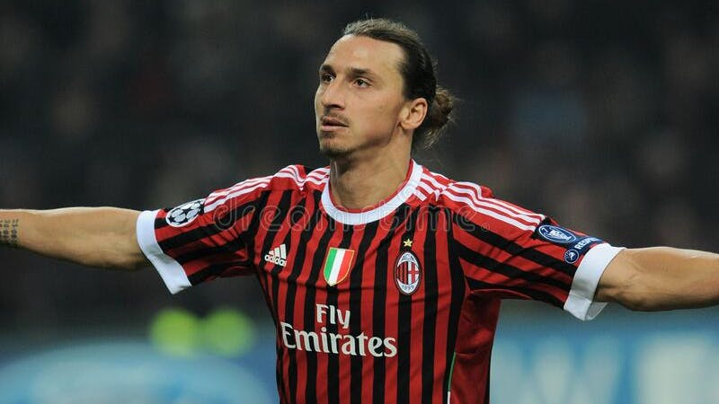 Zlatan Ibrahimovic is the fourth richest footballers in the world