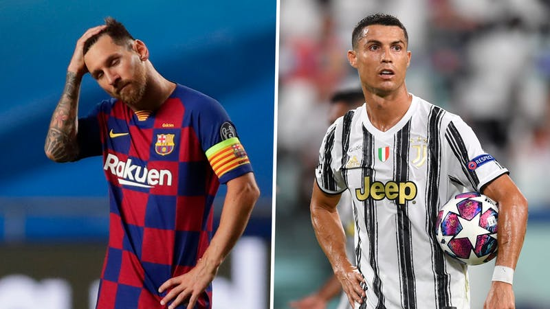 Rising stars have displayed Cristiano Ronaldo and Lionel Messi in the European top level