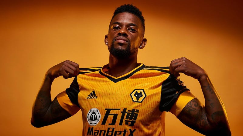 Nelson Semedo signs a three-year contract with Wolves