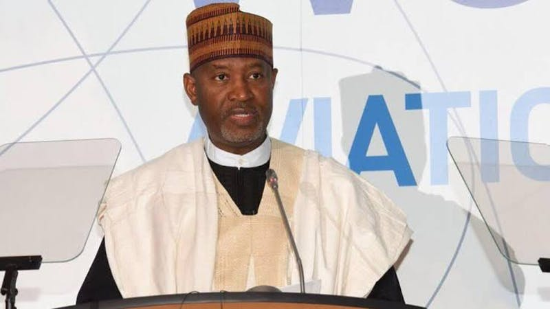 The Minister of Aviation, Hadi Sirika spoke at the briefing of the Presidential Task Force on COVID-19 saying that all airports are now open for domestic flights