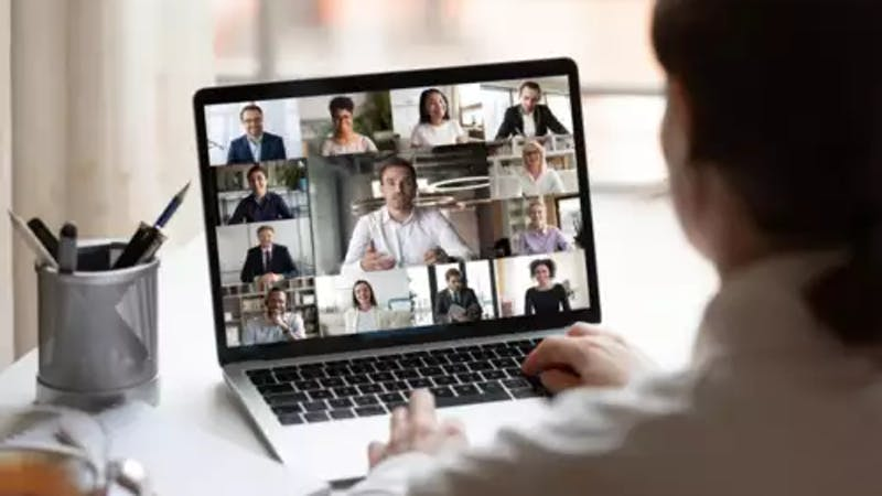 Video conferencing: Many companies now resort to online and remote working as COVID-19 pandemic surges