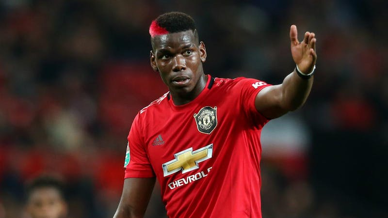 Didier Deschamps has said that Paul Pogba is not happy at Manchester United