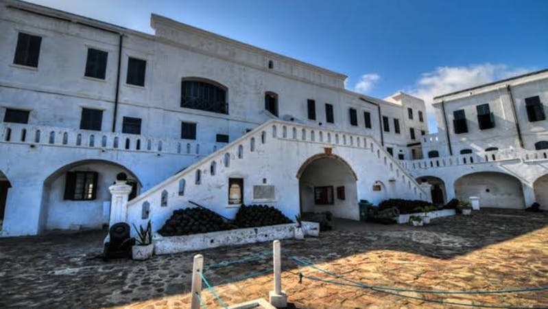 The Elmina castle is Africa's first slave trading post and was built by the Portuguese. This is another historic centre to visit in Ghana