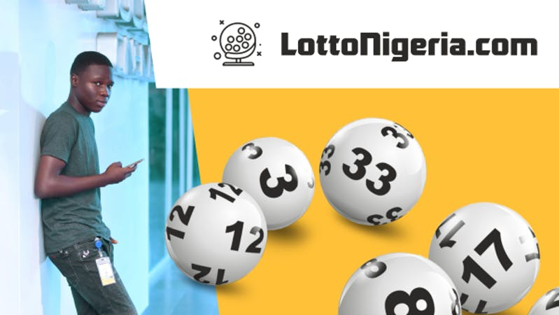 Brand image of Lotto Nigeria.