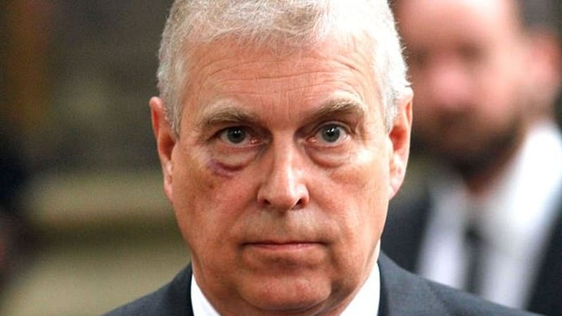 Prince Andrew, Duke of York, KG, GCVO, CD, ADC is a member of the British royal family.