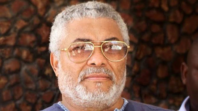 Former President of Ghana, Jerry Rawlings dies of COVID-19