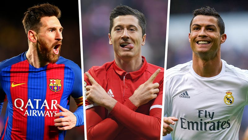 FIFA has released the list of best football players award in the world