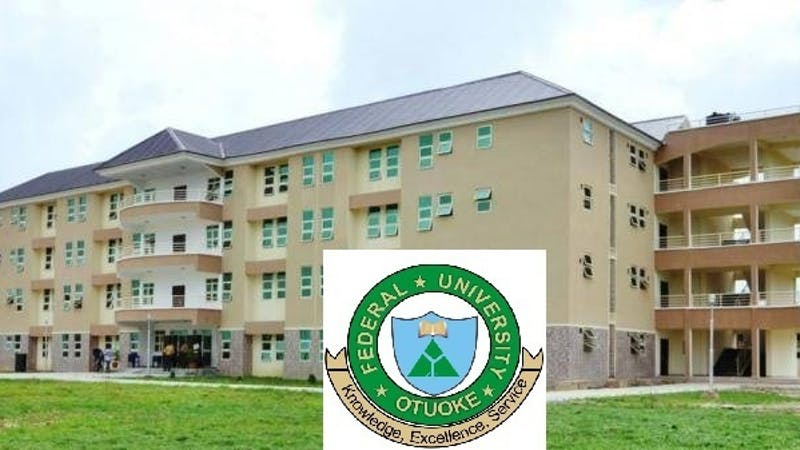 The list of courses that are offered by Federal University OTUOKE Bayelsa state, FUOTUOKE