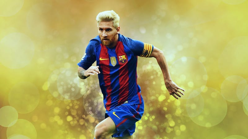 Lionel Messi is the third richest footballers in the world