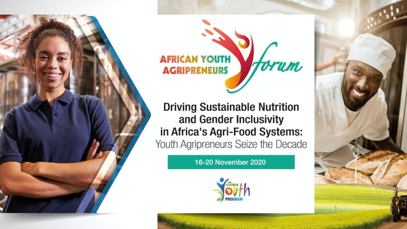 African Development Bank (AfDB) unveils the Agripreneur programme to help African youths.