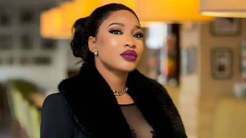 Nigerian Nollywood actress, Tonto Dikeh