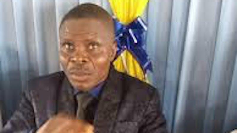 Pastor Wilson Okotie, Senior Pastor, High Impact Christian Centre