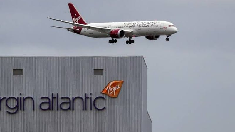 Virgin Atlantic airline files for US bankruptcy protection amid COVID-19 pandemic