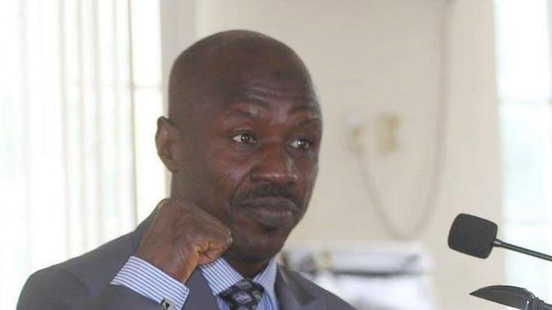 EFCC chairman Ibrahim Magu speaks about his arrest