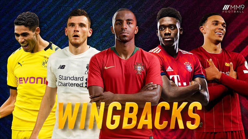 Best rising wing-backs in football today
