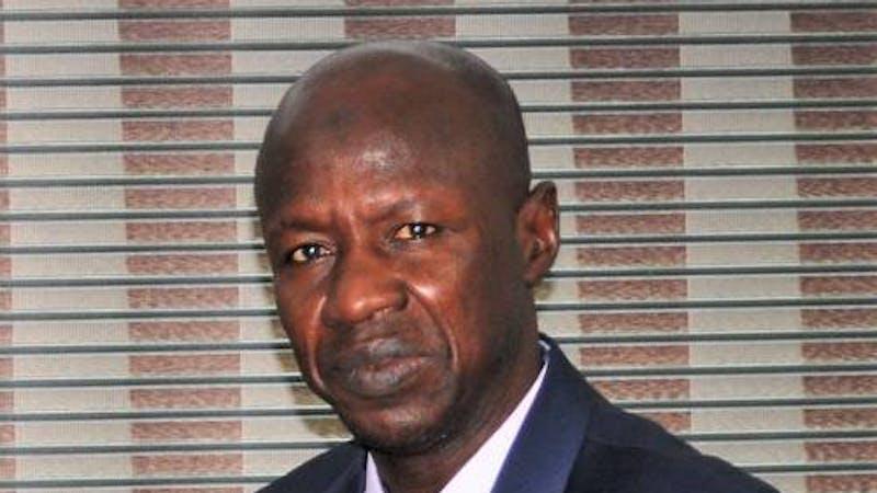 Acting EFCC boss Ibrahim Magu.