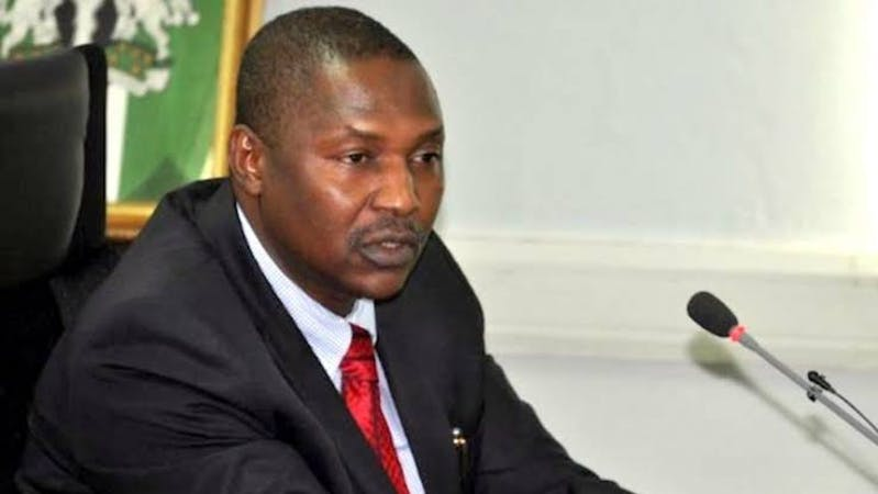 Lawyers sign petition to strip the Attorney-General of the Federation, Abubakar Malami of the SAN title