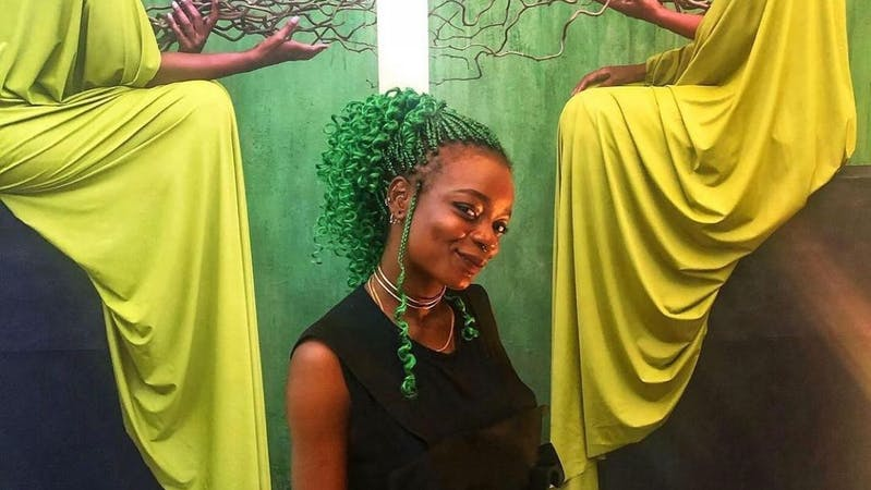 Big brother Naija female housemate.