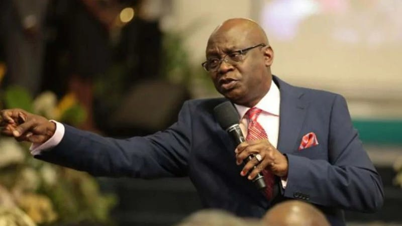 Pastor Tunde Bakare, has declared  he will succeed Buhari come 2023