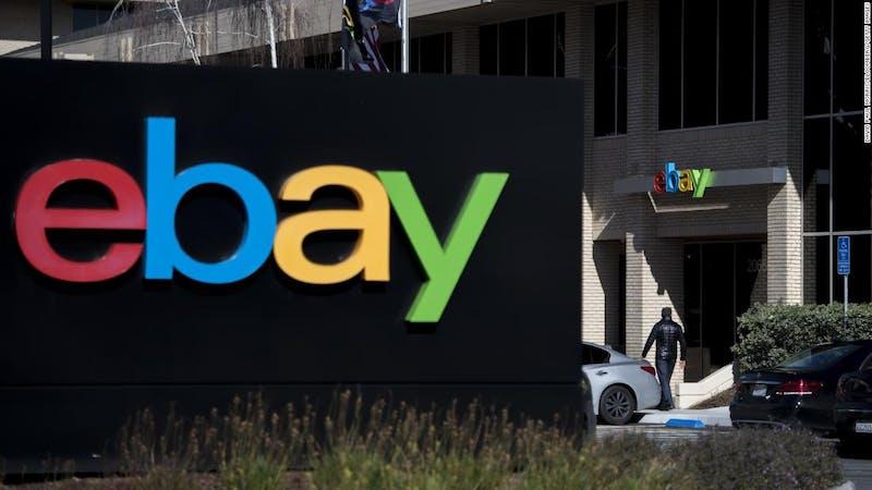 American multinational ecommerce cooperation, eBay