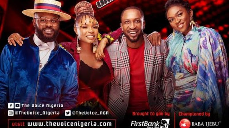 FirstBank Nigeria Limited sponsors music talent show, The Voice Nigeria hosted by UNITY Nigeria