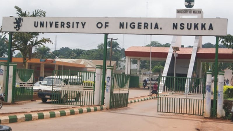 UNN has announced the release of its Post-UTME cut-off marks and other registration details for the 2020/2021 academic session