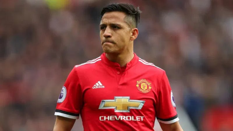 Alexis Sanchez said he wanted to quit Manchester United after his first training session at the club