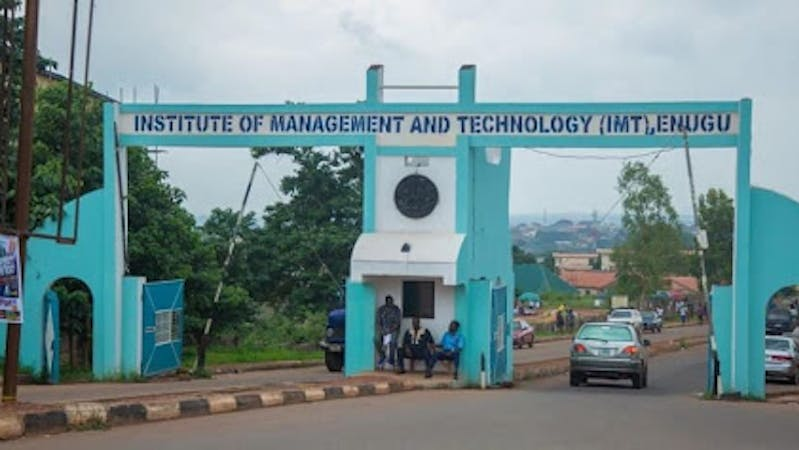 IMT Post-UTME 2020 Form, Cut-off Mark and exam date