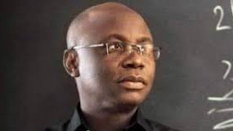 Pastor Tunde Bakare: Conversion from Muslim to Christian: True life story of Pastor Bakare