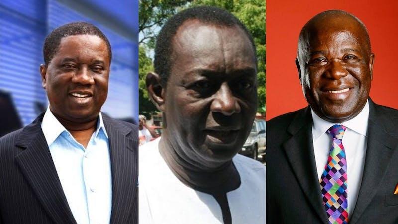 Top 10 richest men In Ghana.