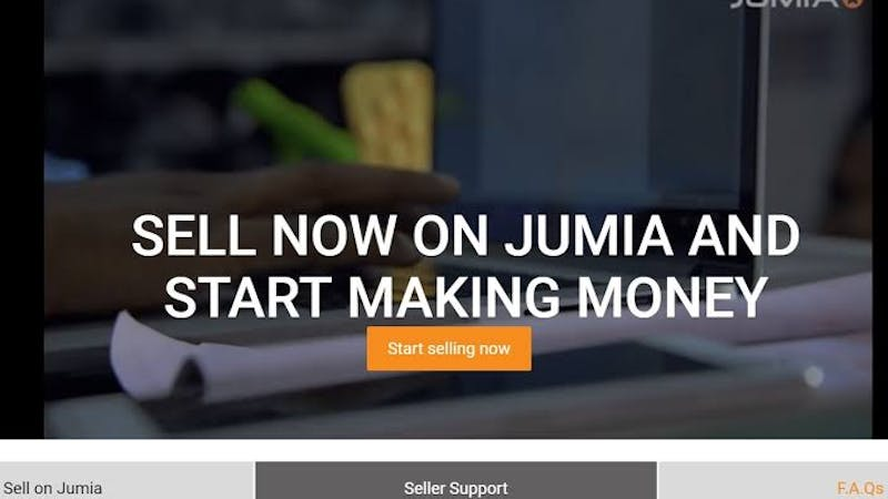 How to register and make sales on Jumia