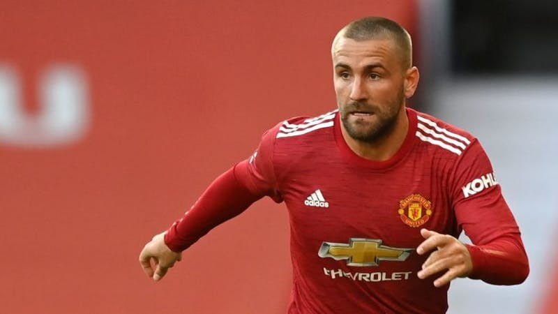 Luke Shaw will miss one month due to injury