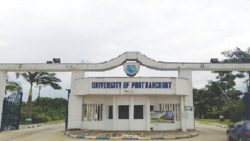List of courses that is offered by  University of Port Harcourt, UNIPORT