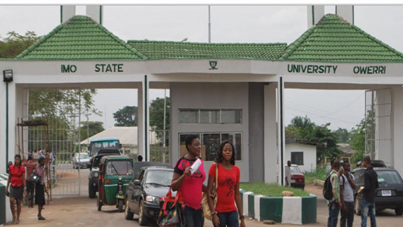 IMSU has released its 2020 Post-UTME cut-off mark and registration details